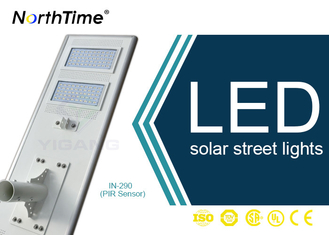 Trung Quốc Bridgelux LED Chips Automatic Solar Street Light All In One Motion Sensor Control nhà cung cấp