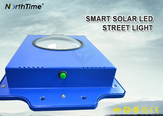 Trung Quốc Time Control 6W Smart Solar Street Light 600-700LM With Infrared Motion Sensor nhà máy sản xuất